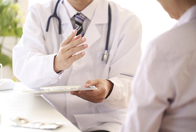 幅広い診療領域